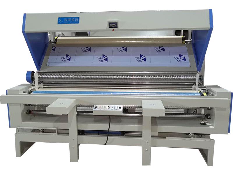 哪些布料适用于大卷装卷布机?